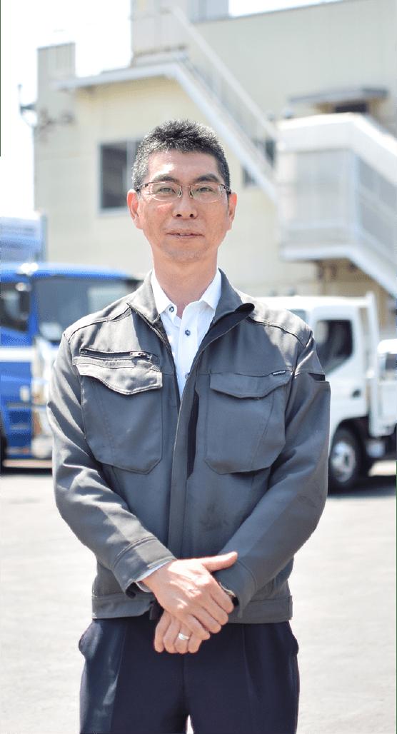 代表取締役 樋口博一の画像